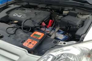 Диагностика двигателя, АКБ
