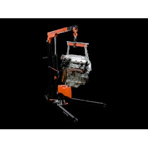 Кран гидравлический складной 1т, BAHCO, BH6FC1000