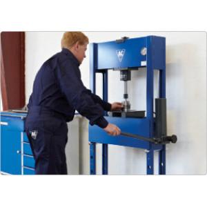 Гидравлический ручной пресс 25 т,  AC Hydraulic, PJ25H