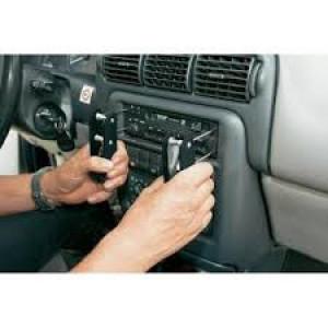 Съемник автомобильных радиоприемников, HAZET, 4655...