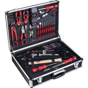 Набор инструментов универсальный, 143 предмета, VIGOR, V2542