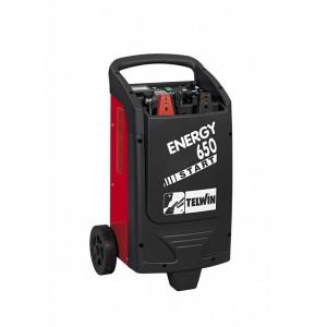 Energy 650 Start - Пуско-зарядний пристрій 230/400...