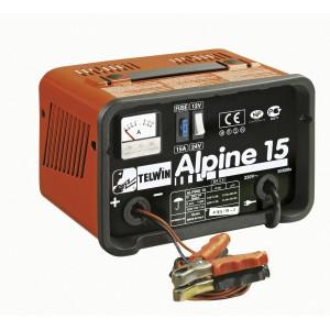 Alpine 15 - Зарядное устройство 230В, 12-24В