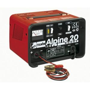 Alpine 20 Boost - Зарядное устройство 230В, 12-24В
