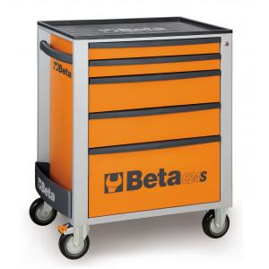 Инструментальная тележка с пятью ящиками, Beta, C2...