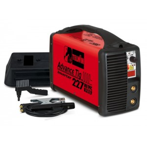 Advance Tig 227 - Зварювальний інвертор 10-200 А