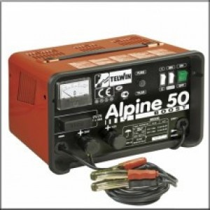 Alpine 50 Boost - Зарядний пристрій 230В, 12-24В