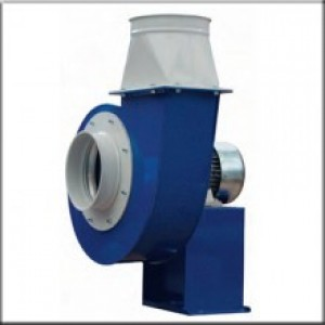 Filcar AL-300/C - Металлический вентилятор из лист...
