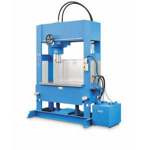 OMCN 205/W - Пресс напольный, электрогидравлически...