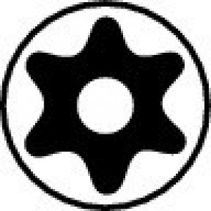 Биты TORX® TR удлиненные, 10 мм, Bahco, BE5049T55H...