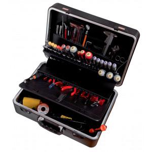 Набор инструментoв для электрoники, в чемодане, Ba...