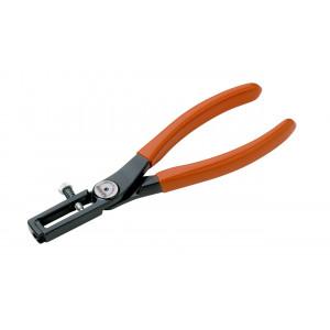 Плоскогубцы для зачистки проводов, длина поверхнос...