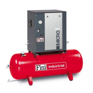 MICRO 4.0-08-200 - Компрессор роторный 580 л/мин