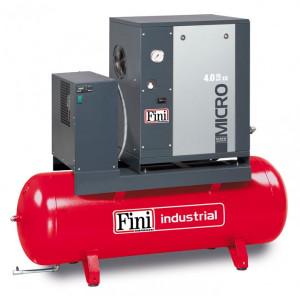 MICRO 4.0-10-200 ES - Компрессор роторный с осушит...
