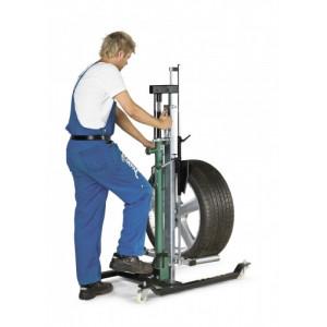 Тележки для транспортировки колес 60кг, Compac, WD...