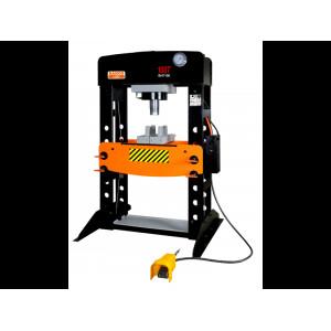 Пресс гидравлический 100т, BAHCO, BH7100
